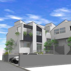さいたま市緑区宮本2丁目 新築一戸建て 仲介手数料無料 全3棟