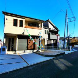 さいたま市南区円正寺 新築一戸建て 仲介手数料無料 大型現場