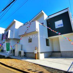 さいたま市緑区中尾 新築一戸建て 仲介手数料無料 全3棟
