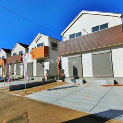さいたま市緑区松木2丁目 新築一戸建て 仲介手数料無料 全9棟