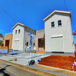 さいたま市緑区三室 新築一戸建て 仲介手数料無料 全3棟