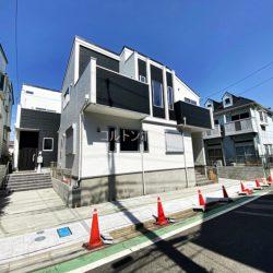 さいたま市緑区東浦和3丁目 新築一戸建て 仲介手数料無料 全3棟