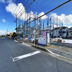 さいたま市緑区大字中尾 新築一戸建て 仲介手数料無料 全3棟 最終1棟